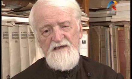Părintele Profesor și Academician Dumitru Stăniloae este cel mai mare teolog român și cel mai mare teolog ortodox al veacului al XX-lea