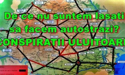 România nu va fi lăsată să își construiască autostrăzi peste Carpați!!! Ce interese străine ne blochează?