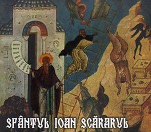"Sf. Ioan Scărarul – ""Scara"""