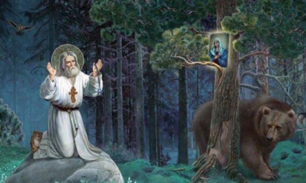 Sfântul Serafim de Sarov – Despre tristețe