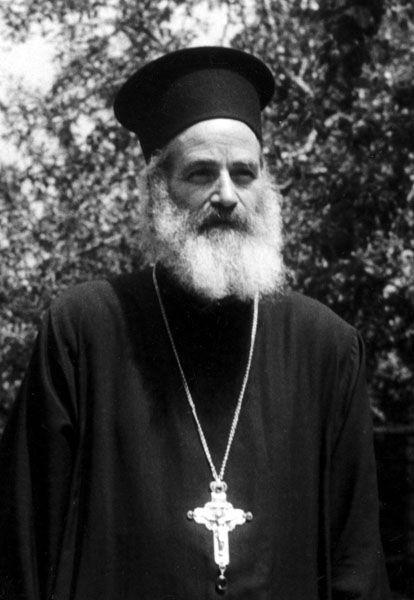 UNICA OSÂNDIRE ÎNGĂDUITĂ – Arhimandritul Serafim Alexiev
