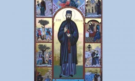 Să sărbătorim Învierea Domnului cu un adevărat ucenic al Lui și trăitor al Învierii: Sfântul Efrem cel Nou (mărturie românească din Canada)