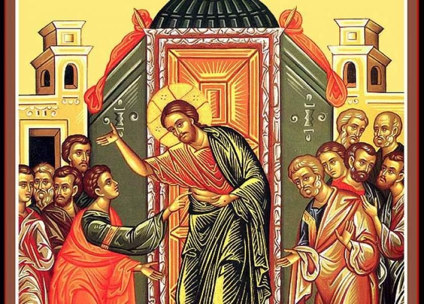 Predica Părintelui Ciprian Ioan Staicu la Duminica Sfântului Toma – 15 apr. 2018