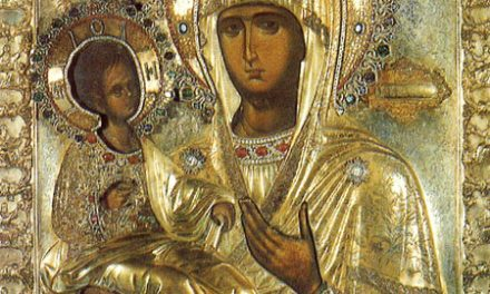 Pravila mică ortodoxă de rugăciune Bogorodișnaia (Născătoare de Dumnezeu)