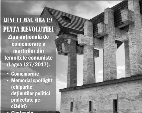 Marșul Memoriei: Ziua națională a cinstirii martirilor din temnițele comuniste