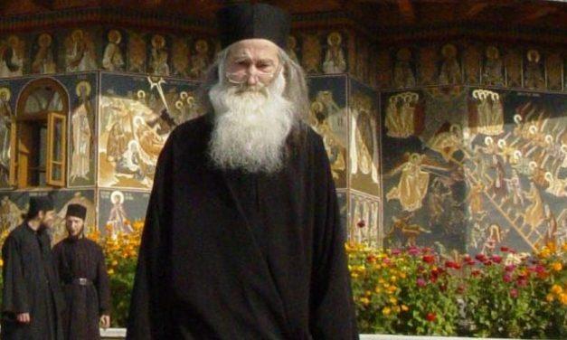 Părintele Justin Pârvu: Întreaga creștinătate este răstignită pe cruce