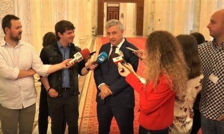 """Florin Iordache: """"În două săptămâni, Senatul va adopta legea de modificare a Constituției și, în 30 de zile de la acea dată, se va organiza referendumul pentru modificarea Constituției"""""""