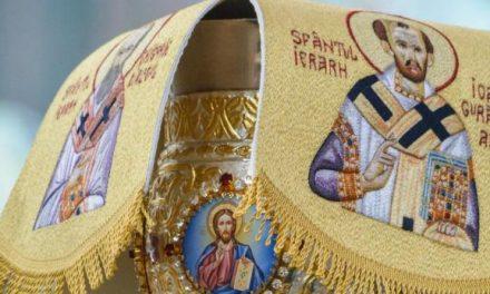 Nu te lăsa doborât de tirania tristeţii, ci stăpâneşte cu judecata ta furtuna supărării. Cu cât viaţa e mai plină de dureri, cu atât vei avea mai mult de câştigat dacă o înduri cu mulţumire. Aduc nespuse cununi nu numai durerile trupeşti, pricinuite de lovituri, ci şi durerile sufletului când cei loviţi le îndură cu mulţumire – Sfântul Ioan Gură de Aur