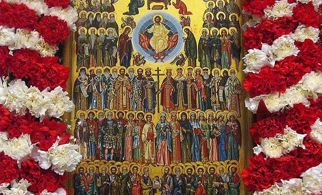 Predica Părintelui Ciprian Ioan Staicu la Duminica Tuturor Sfinților – 3 iunie 2018