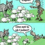 Lupul și oile contemporane