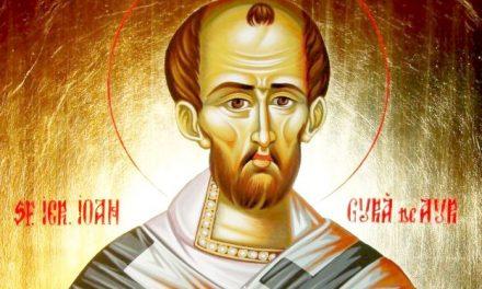 Cuvânt al Sfântului Ioan Gură de Aur, despre cinstirea preoților