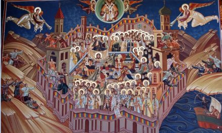 Predica Părintelui Ciprian Ioan Staicu la Duminica Sfinților Români – 10 iunie 2018