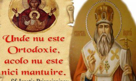 Sfântul Ignatie Briancianinov – Despre dragostea de aproapele și despre talantul prieteniei