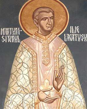 De ziua Sfântului Ilie Lăcătușu, un cuvânt de foc al unui heruvim de același cuget cu el
