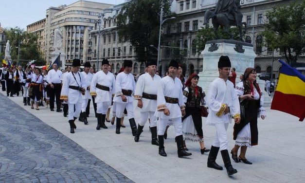 Românii din Covasna, Harghita și Mureș vin la București!