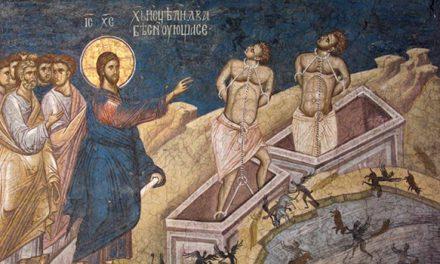 Predica Părintelui Ciprian Ioan Staicu la Duminica vindecării celor doi demonizați din ținutul Gadarei – 1 iulie 2018