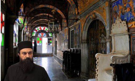 Teologie ortodoxă și viață athonită de mărturisire neîncetată a lui Hristos