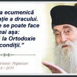 19 iulie 2018 – 7 ani de la trecerea la Domnul a marelui nostru duhovnic Părintele Arhim. Arsenie Papacioc