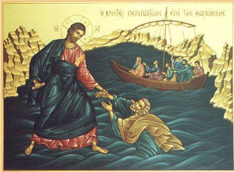 Predica Părintelui Ciprian Ioan Staicu la Duminica a IX-a după pogorârea Sfântului Duh – Umblarea pe mare – potolirea furtunii