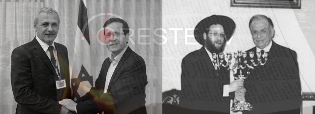 """Coincidență sau trădare de țară? Cum se explică prezența masivă a afaceriștilor și consultanților israelieni în jurul politicienilor """"penali""""?"""