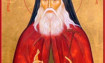 SFÂNTUL IOV DE UGLEA. Primul sfânt contemporan din Maramureş, canonizat!
