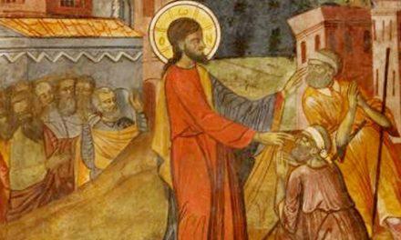Predica Părintelui Ciprian Ioan Staicu – la Duminica Vindecării a doi orbi și a unui mut din Capernaum – 15 iulie 2018