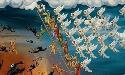 Mărturia Sfintei Teodora despre trecerea prin vămile văzduhului