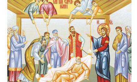 Predica Părintelui Ciprian Ioan Staicu la Duminica vindecării slăbănogului din Capernaum – 8 iulie 2018