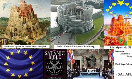 Întreaga Europă este acum cufundată în întuneric, evident şi declarat satanică. Preferaţi Europa în locul lui Hristos, moartea în locul vieţii? – Sfântul Nicolae Velimirovici
