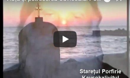 Sfântul Porfirie Kavsokalivitul, iubitorul de Hristos – un OM al Schimbării la Față