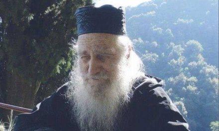 """Pr. Dionisie de la Colciu – Sf. Munte Athos (2003) – despre LGBT, UE și """"drepturile omului"""""""