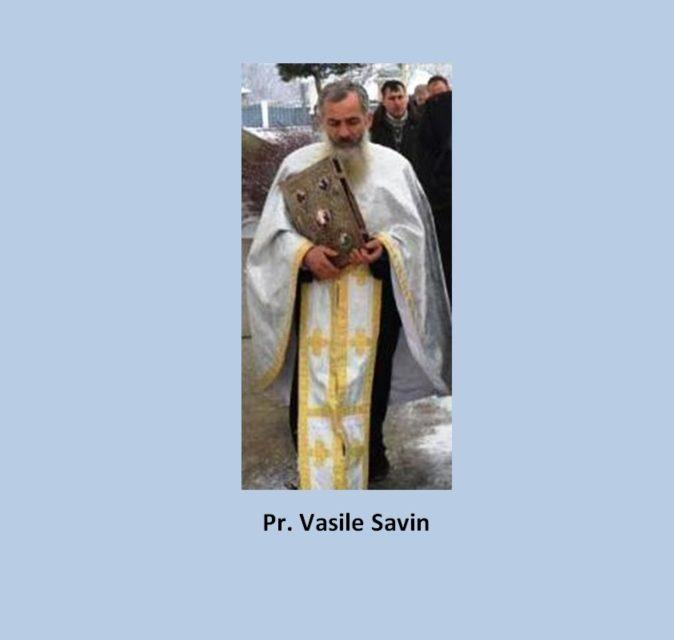 Predica Părintelui Vasile Savin la Duminica după Înălțarea Sfintei Cruci – 16 sep. 2018