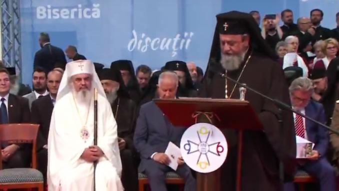 """Nepomenitorii schismatici """"echilibrați"""" sunt în comuniune cu episcopi eretici bulgari și antiohieni și chiar cu Daniel Ciobotea"""