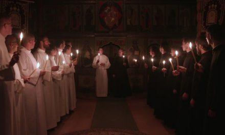 Alte efecte ale adunării tâlhărești din Creta: seminariști papistași și ortodocși cântând laolaltă! CD-ul care va apare se cheamă: VOCILE UNITĂȚII!