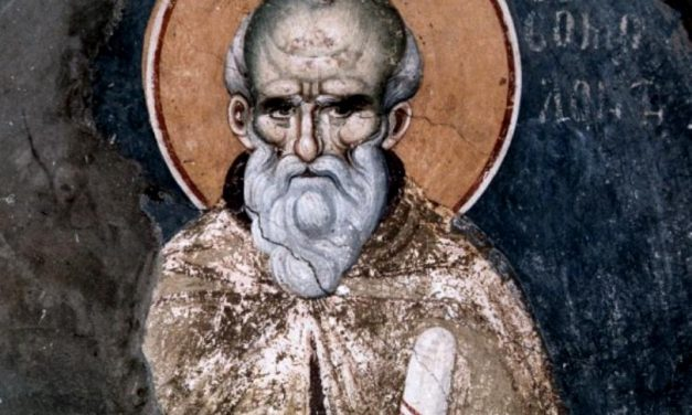 Sfântul Maxim Mărturisitorul. Mediator între Răsărit și Apus. Mărturisirea credinței ortodoxe ca și criteriu eclesiologic