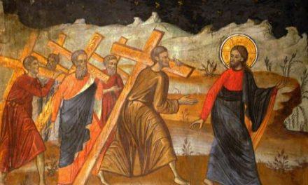 Predica Părintelui Ciprian Ioan Staicu la Duminica după Înălțarea Sfintei Cruci – 16 sep. 2018