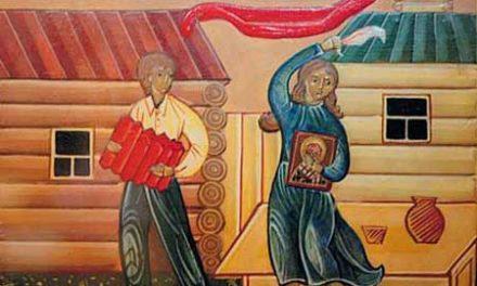 """O minune din zilele noastre a Sfântului Nicolae, petrecută în 1956 în Rusia: """"Zoia cea de piatră"""""""