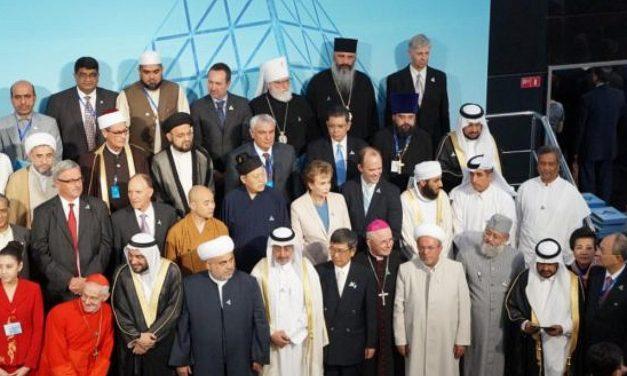 Mondialism și sincretism la Congresul religiilor (octombrie 2018)