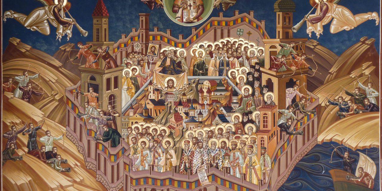 Predica Părintelui Ciprian Ioan Staicu la Duminica Învierii fiului văduvei din Nain – 7 oct. 2018