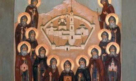 Stareții de la Optina, despre erezie