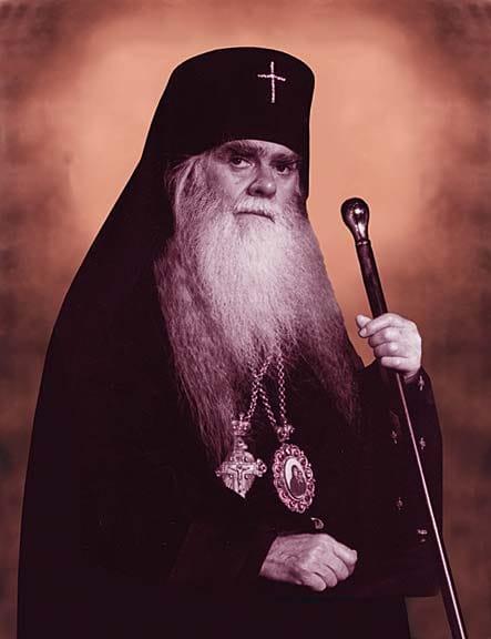 Arhiepiscopul Averchie Taușev – Politica de grup