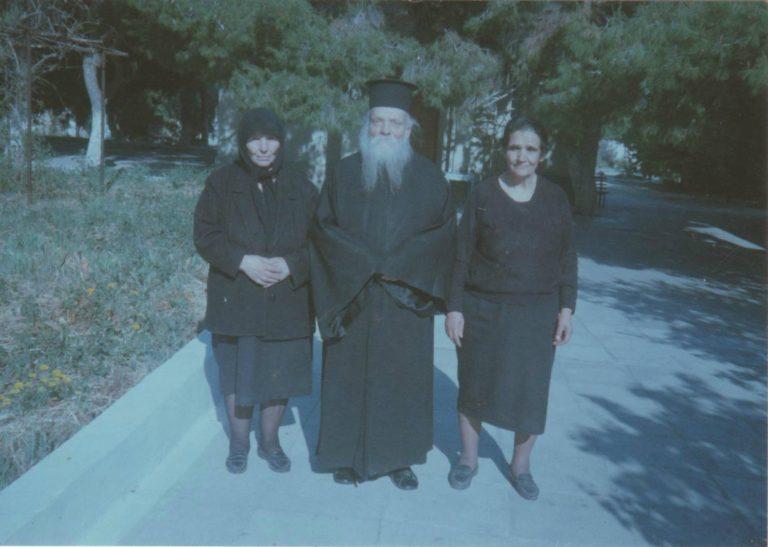 Gheronda Evmenie din Creta (†23 mai 1999): un om a cărui viață a fost plină de virtute și virtutea a fost viața lui