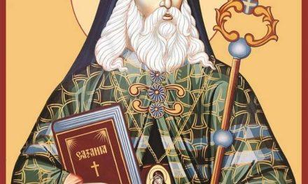 Profeţia Sfântului Mitropolit Varlaam al Moldovei DESPRE VREMURILE DIN URMĂ ȘI CĂDEREA CREȘTINEASCĂ A MOLDOVEI