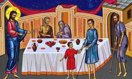Predica Părintelui Ciprian Ioan Staicu la pilda celor poftiți la cină – 16 decembrie 2018