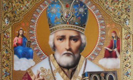 6 Decembrie – pomenirea celui întru Sfinţi, Părintelui nostru Nicolae, arhiepiscopul Mirelor Lichiei, făcătorul de minuni († 6 dec. 340)