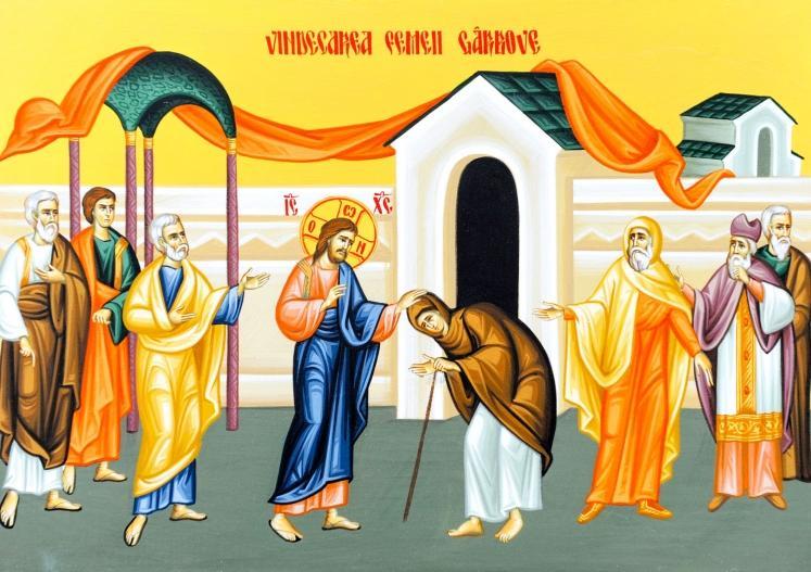 Predica Părintelui Ciprian Ioan Staicu – Gârbovenia autosuficienței – 9 decembrie 2018