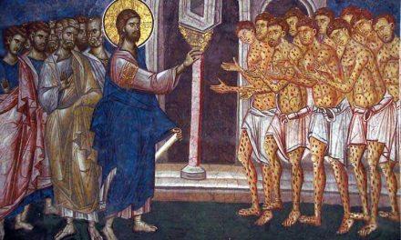 Predica Părintelui Ciprian Ioan Staicu la Duminica celor zece leproși – 20 ianuarie 2019
