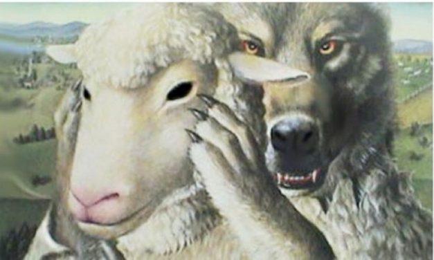 Lupi în piele de politician… Prezidențiabilii iubitori de homosexuali! Eu nu votez sataniști!