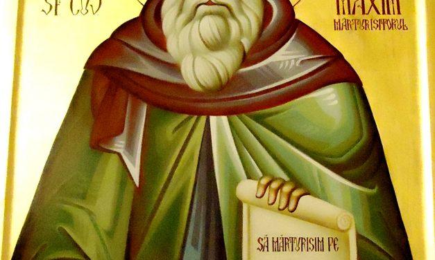 Fragment din Procesul Sfântului Maxim Mărturisitorul