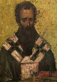 Sfântul Vasile cel Mare și Ioan cel binecuvântat